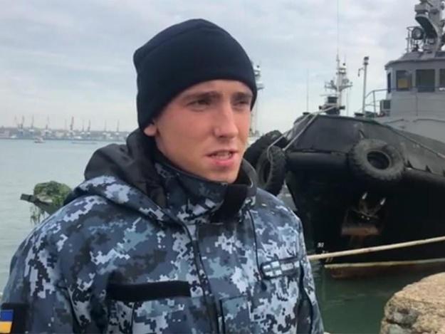Видео допроса: в МВС ВСУ рассказали, почему украинские моряки сознались в провокации