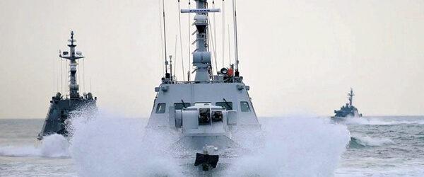 ВМС Украины провели боевые стрельбы возле Бердянской косы – СМИ