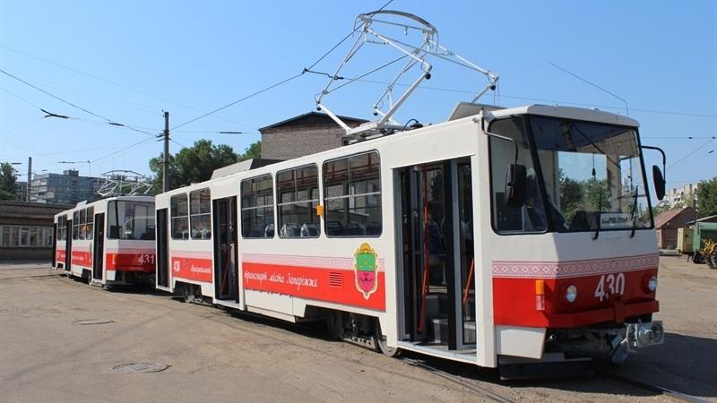 Вниманию запорожцев: изменения движения общественного транспорта