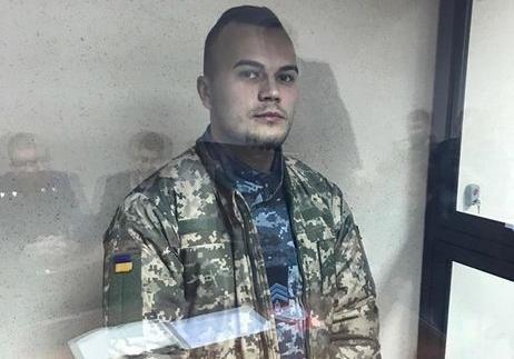 Во время суда в Крыму пленный украинский моряк попросил переводчика