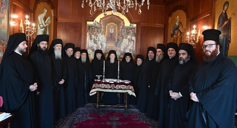 Вселенский патриархат распустил архиепископство РПЦ в Западной Европе