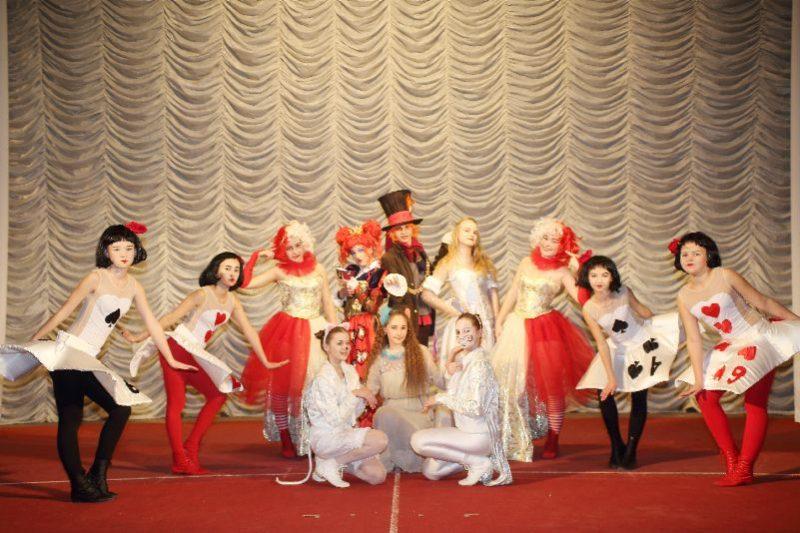 Центра творчества детей и юношества Александровского района