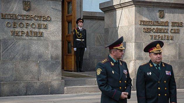 Генштаб попросил украинцев не публиковать в соцсетях перемещения военных и техники