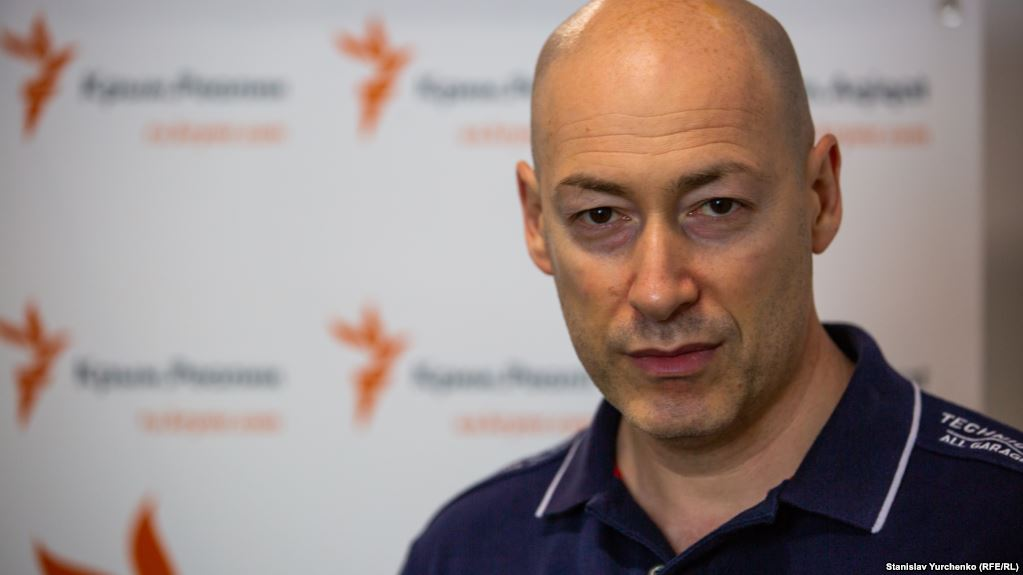 Гордон призвал Тимошенко, Гриценко и Зеленского усилить охрану