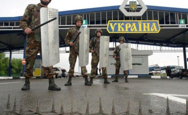 Граждане России мужского пола на период военного положения не смогут въехать на территорию Украины