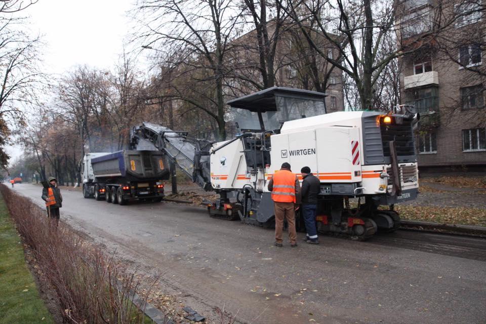 Движение транспорта по проспекту Маяковского возобновят до начала зимы