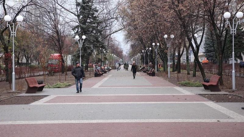 До 1 декабря на проспекте Маяковского откроют транспортное движение