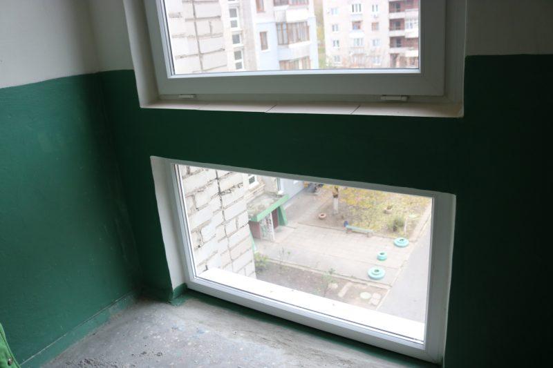 новые окна