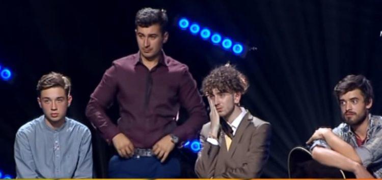 Житель Запорожской области «подвинул» участника шоу «Х-фактор» (Видео)