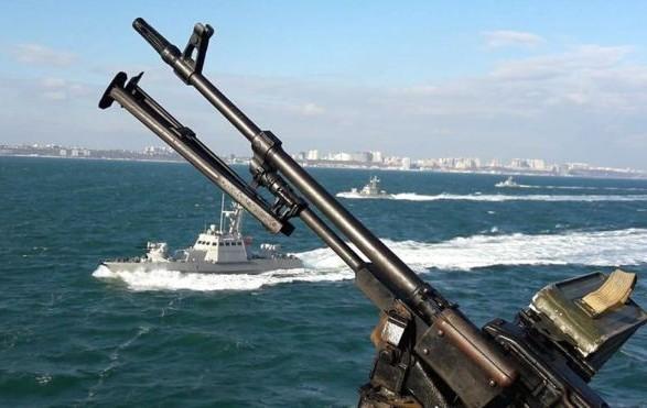 Задержанных россиянами украинских моряков арестовали на два месяца - росСМИ – Индустриалка