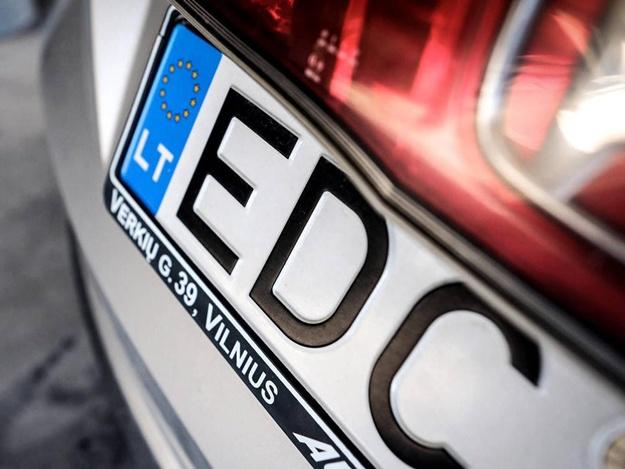 Закон о растаможке авто с еврономерами ушел на рассмотрение в Верховную Раду: как он должен работать