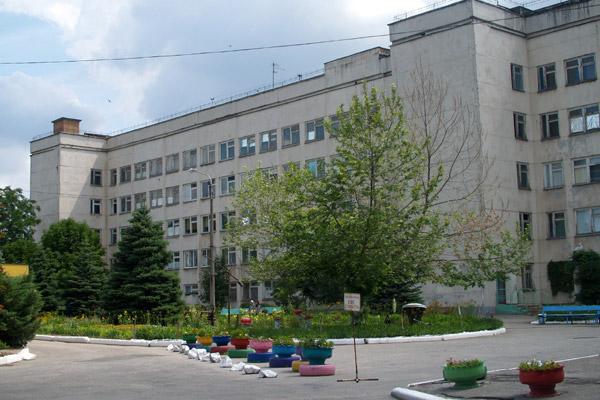 Запорожская детская больница лишилась ста тысяч гривен