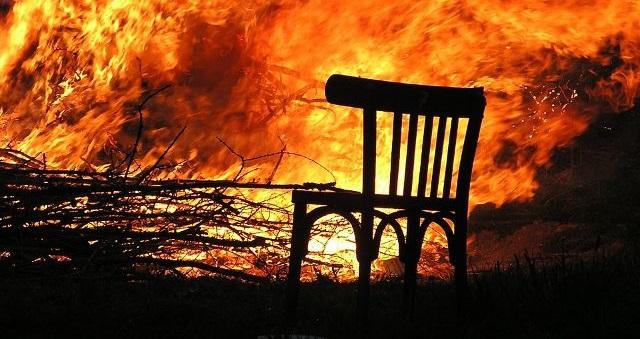 Запорожская пенсионерка сильно обгорела на пожаре – Индустриалка