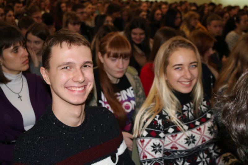 Запорожский губернатор встретился со студентами запорожских вузов