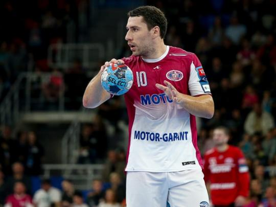 Запорожский «Мотор» сыграл вничью с одной из лучших команд Франции в Лиге чемпионов