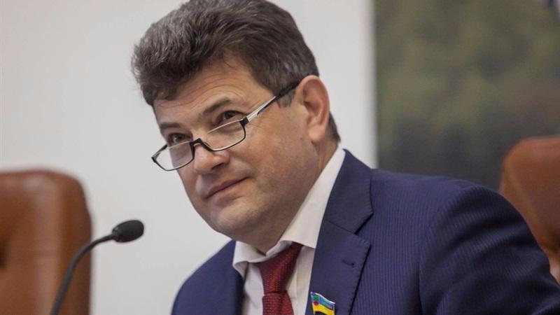 Запорожский мэр ушел в отпуск
