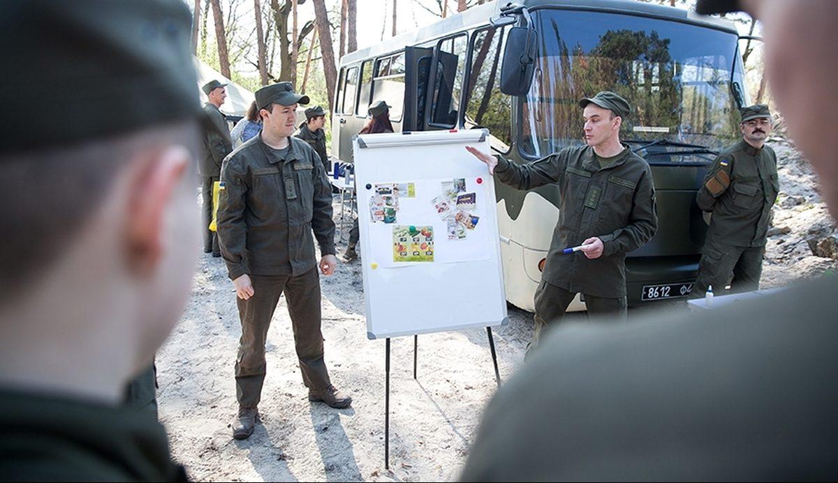 Запорожским бойцам помогают вернуться к мирной жизни – Индустриалка