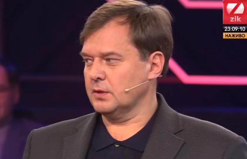 Запорожского нардепа назвали российским агентом в прямом эфире