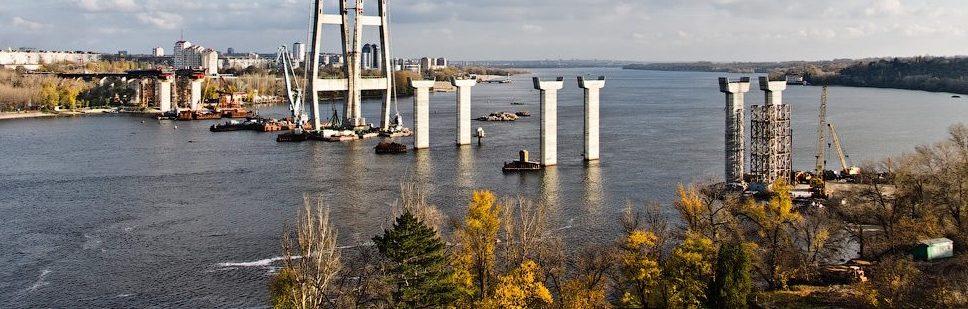 Запороржцы ударили песней по мостам - видео – Индустриалка