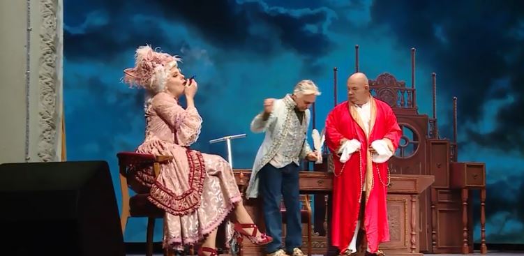 Запорізький театр молоді готується до нової вистави за п'єсою Еріка-Емануіла Шмітта «Розпусник»