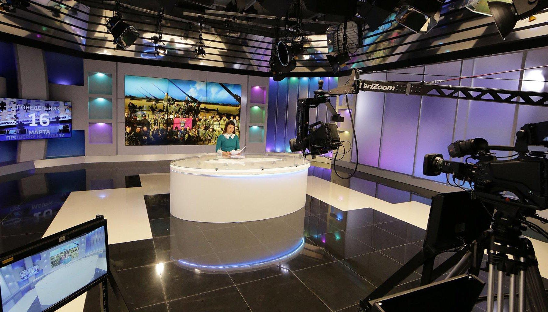 Звезды запорожского телеканала рассказали, что никогда не увидят зрители - видео – Индустриалка