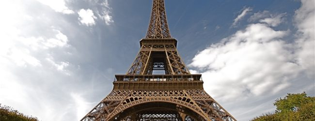 Из-за акций протеста в Париже закрыли вход в Эйфелевую башню
