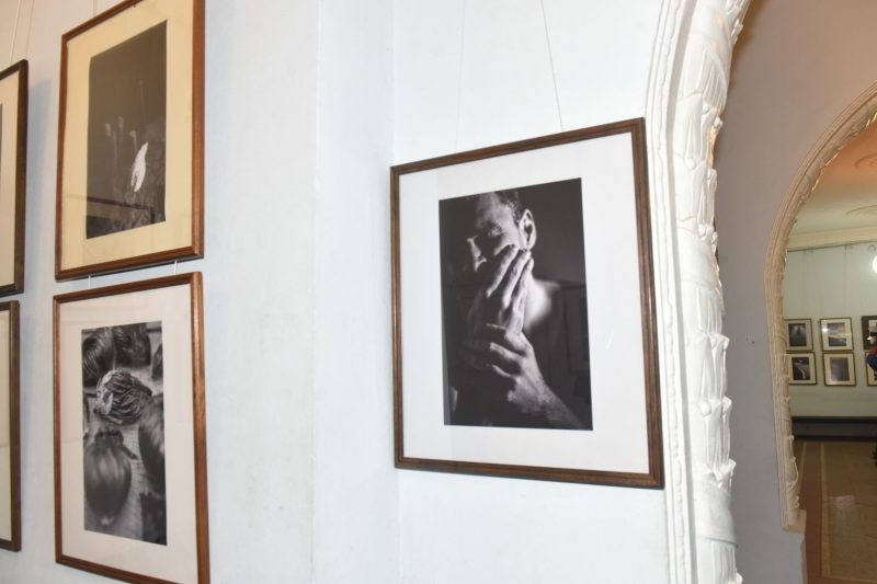 выставка Олега Борщевского