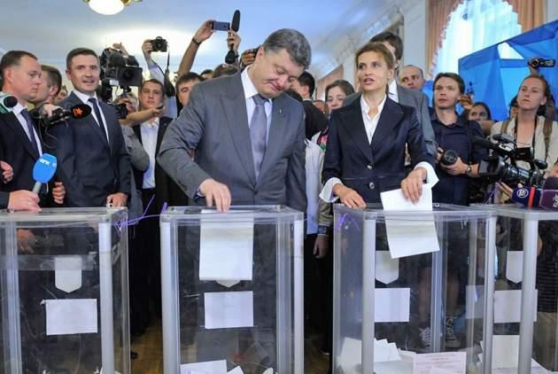Каждый пятый украинец готов продать свой голос на выборах за гречку или за деньги
