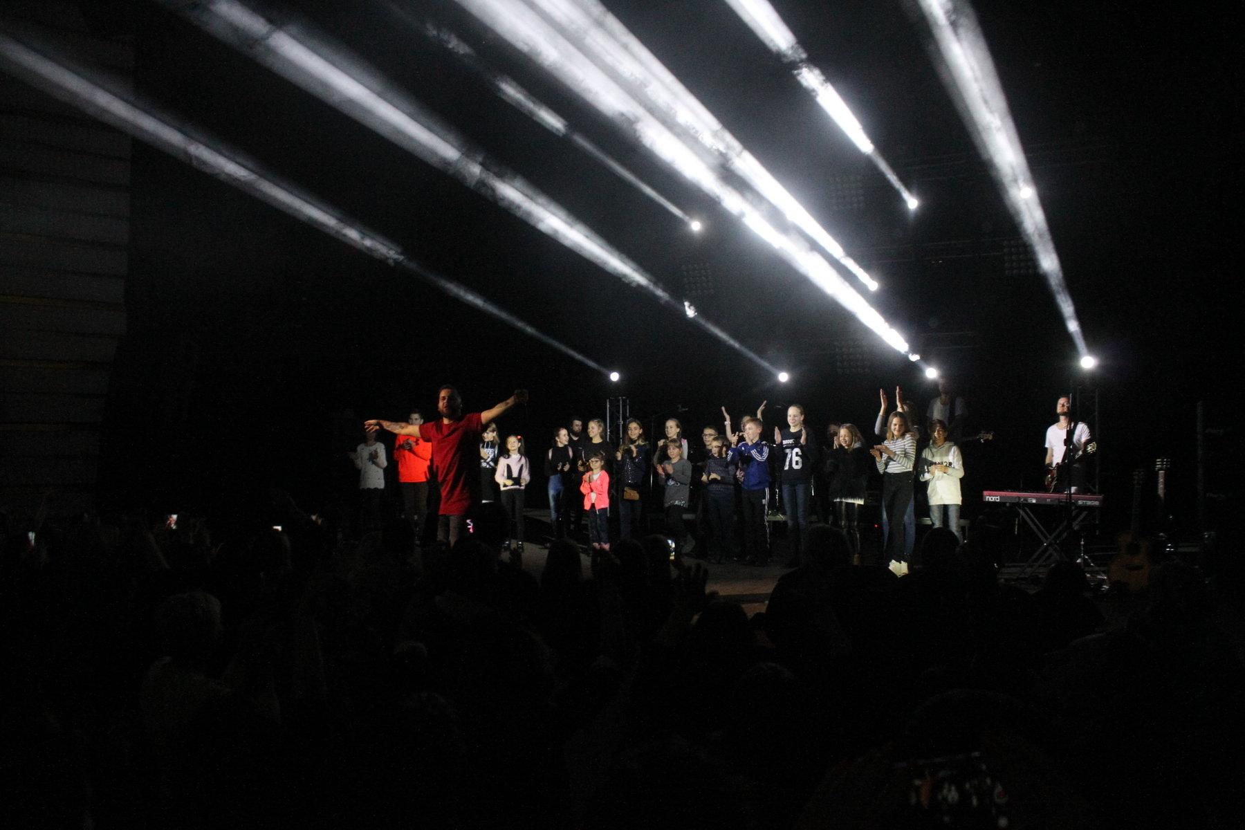 Как в Запорожье прошел концерт группы «БЕZ ОБМЕЖЕНЬ», – ФОТОРЕПОРТАЖ