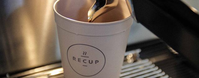 Как в Запорожье реализуют эко-инициативу по отказу от одноразовых бумажных стаканов