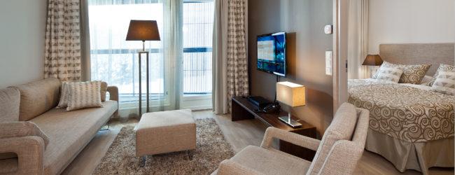 Как оформить спальню и гостиную в одной комнате: идеи с фото