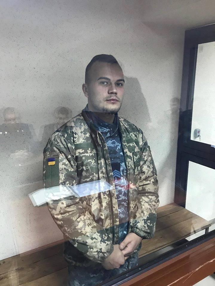 Капитан захваченного Россией корабля попросил предоставить ему переводчика