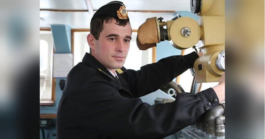 Капитан захваченного россиянами бронекатера «Бердянск» начинал службу на подводной лодке «Запорожье»