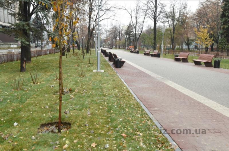 реконструкция проспекта Маяковского