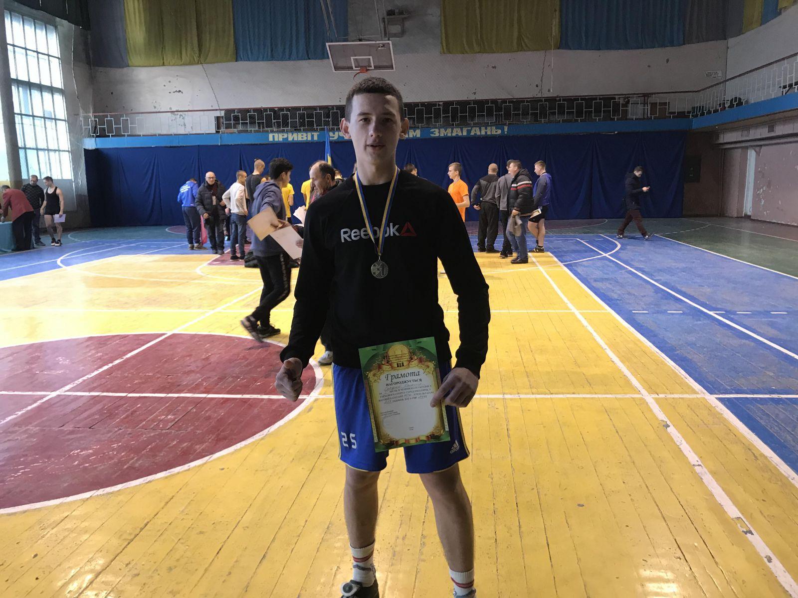 Мелитопольский гиревик стал чемпионом Украины (Фото)