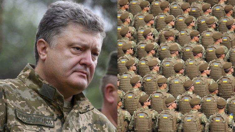 Мобилизация и устройство противовоздушной обороны: новый приказ Порошенко