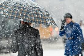 Мокрый снег с дождем в Запорожской области ожидается 15 ноября