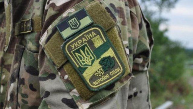 На Донбассе погиб еще один военнослужащий из Запорожской области (ФОТО)