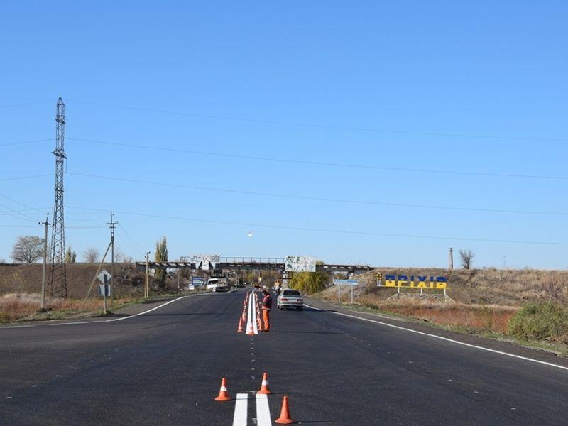 Автомагистраль Орехов
