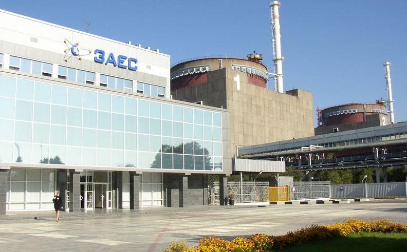 На Запорожской АЭС отключили один из энергоблоков – Индустриалка