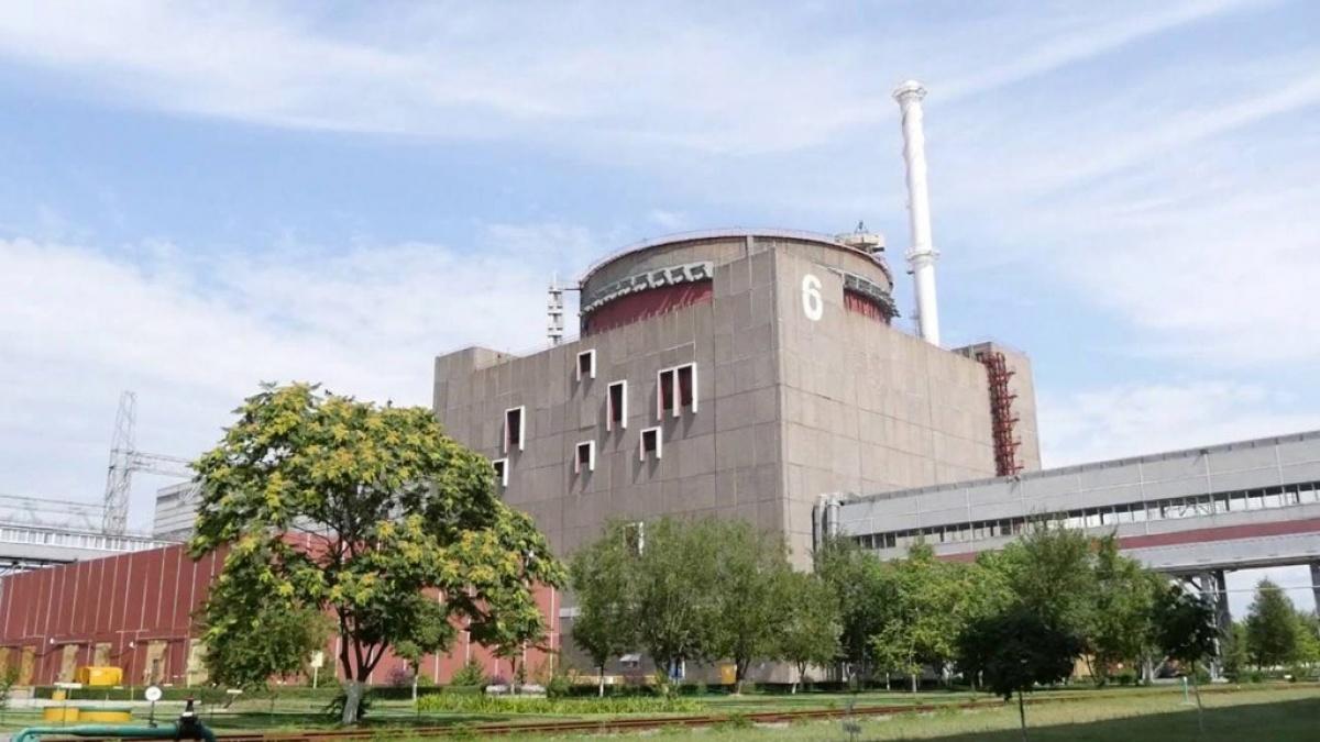 На запорожской АЭС умер сотрудник станции