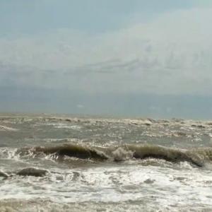 На запорожском курорте пропали пляжи (ВИДЕО) - 13.11.2018, 06:54