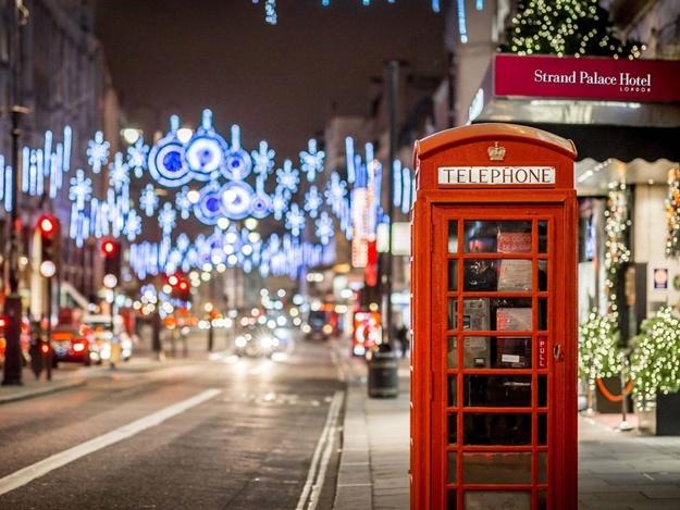 На Рождество в Лондон: Wizz Air открывает три новых рейса из Украины