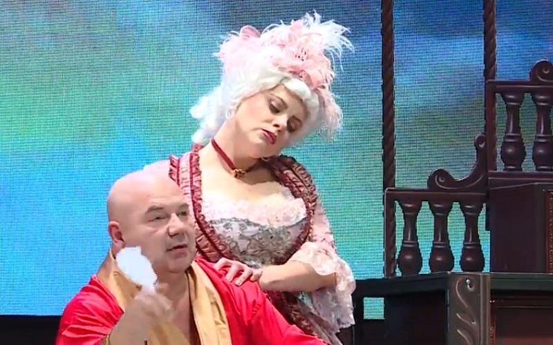 На сцені Запорізького театру молоді презентували нову виставу