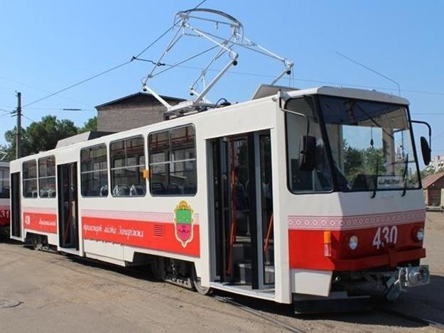 Не жди зря: в Шевченковском районе временно приостановят движение трамваев