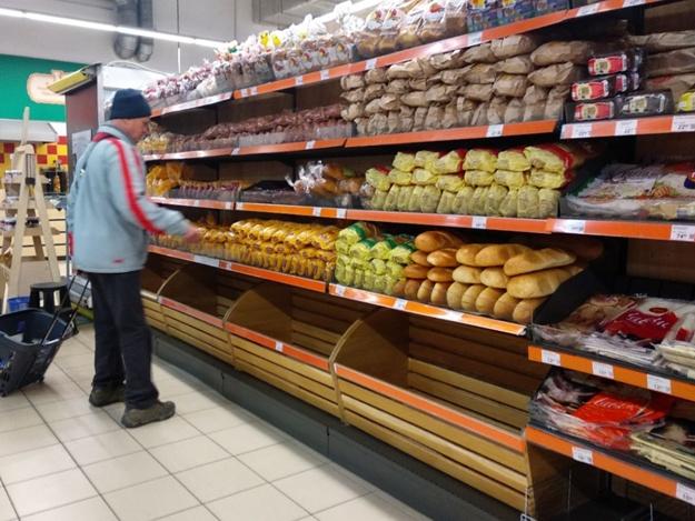 Не паникуй: есть ли ажиотаж в магазинах и у банкоматов из-за возможного введения военного положения