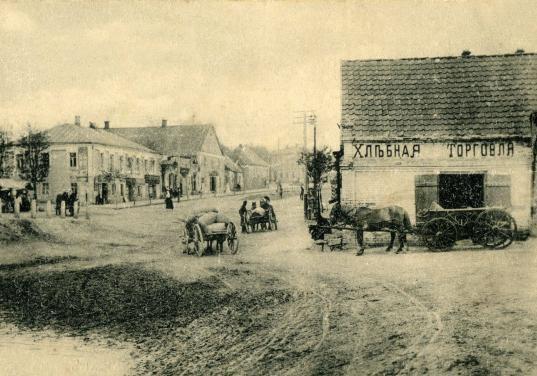 Окунись в историю: как развлекались жители Александровска больше века назад