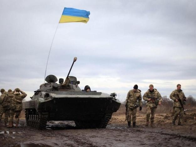 Опубликован текст указа президента Украины о введении военного положения