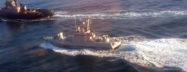 Опубликованы переговоры русских пилотов атаковавших катера ВМС Украины