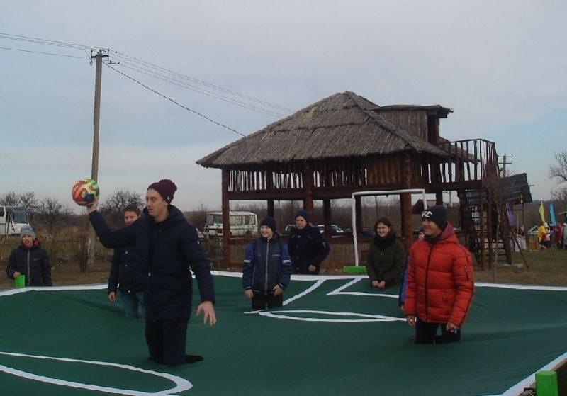поле, футбол, теннис, волейбол